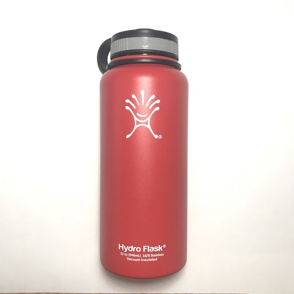 Tungöl 32oz hydro flask insulated stainless steel water bottle wide