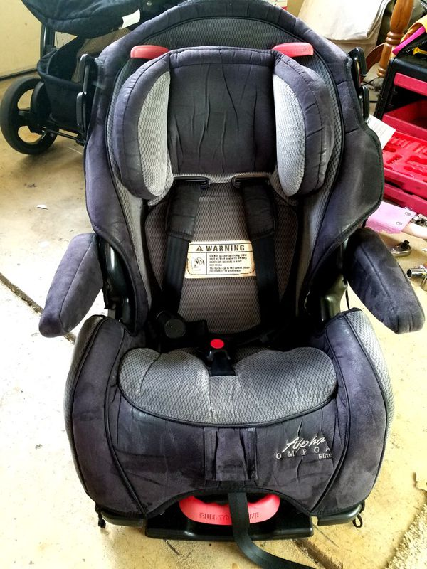 Safety 1st Alpha Omega Elite Convertible Car Seat Remove Base ...