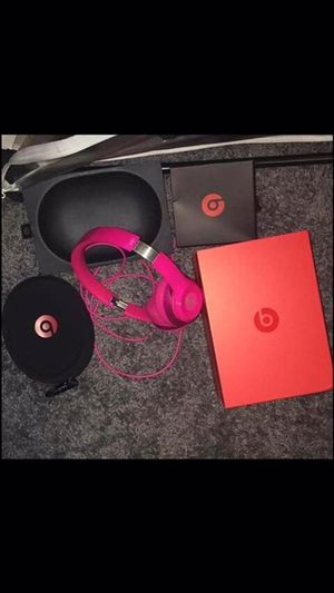 Pink Beats By Dre Solo 2 Wired