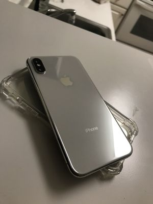 iPhone X UNLOCKED