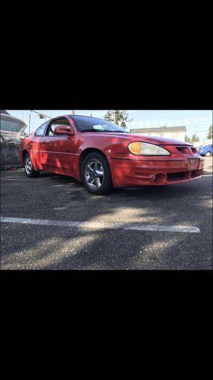 2000 Pontiac Grand
