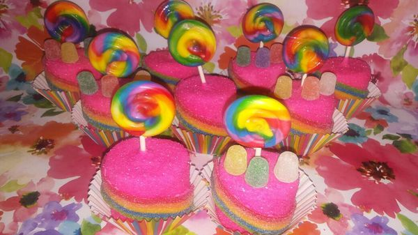 candyland theme marshmallow pops baby kids in miami gardens