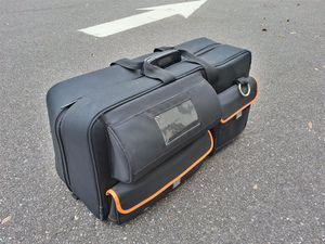 Video camera bag