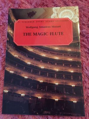 The Magic Flute Score