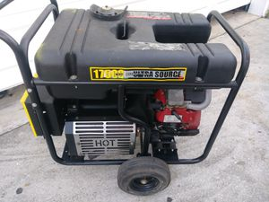 17500 Watts comercial generador