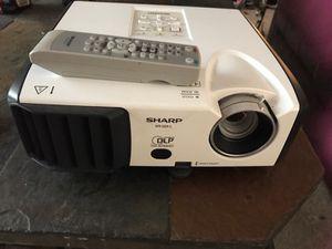 Sharp XR-32X-L Projector