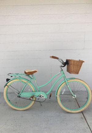 Huffy Teal Cruiser Bike