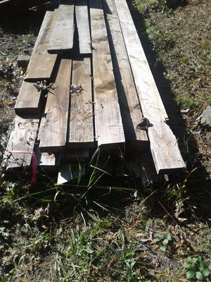 Antique reclaimed spruce
