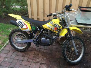 Suzuki rm125L