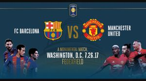 Barcelona vs ManUtd match tickets