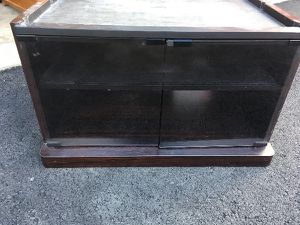 Sony Tv stand/ electronics case
