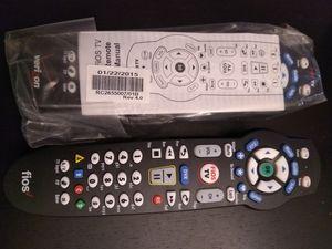 Verizon remote new