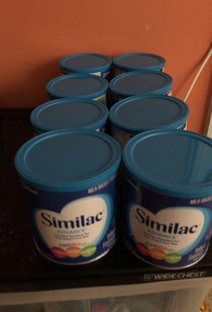 Similac 12 oz each