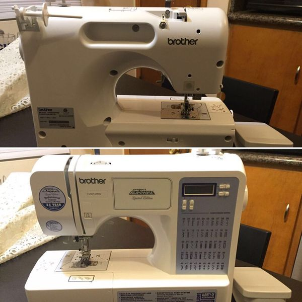 Brother Electric Sewing Machine Household In Seattle Wa