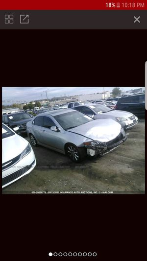 2006 ACURA TSX PART OUT 126K MILES AUTOMATIC