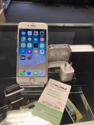 iPhone 7 128gb, (Gold) Factory Unlocked - W/Apple Warranty