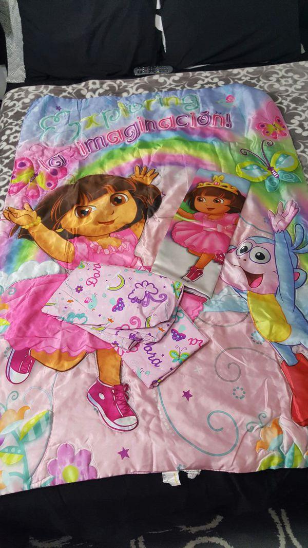 Dora Toddler Bed Set Baby Amp Kids In Chicago IL