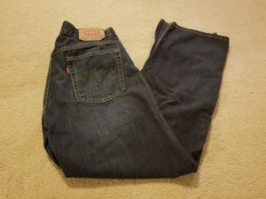 Preowned Levis 18 R (29×29) Blue