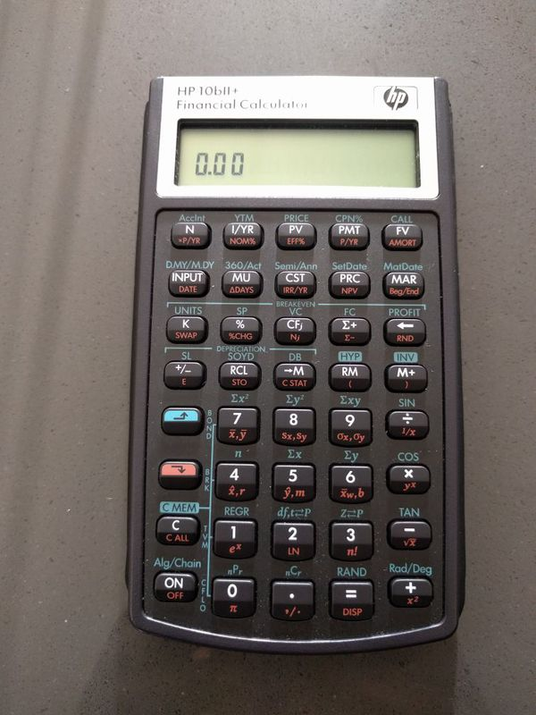 Like New Hp Financial Calculator Bii Sports  Outdoors In San