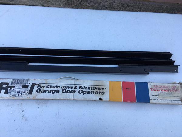 Sears craftsman garage door opener rail home garden in for Craftsman picture rail