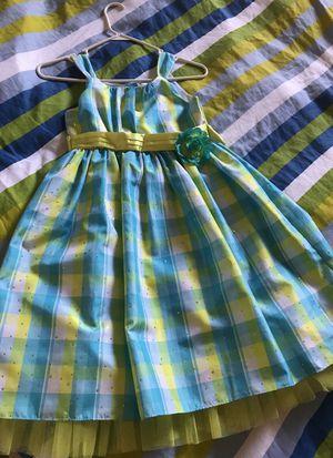 Girls size 10 party dress