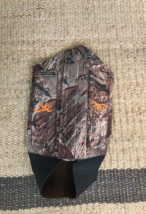 Mossy Oak Dog vest size large