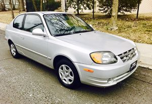 2003 Hyundai Accent: Great on Gas
