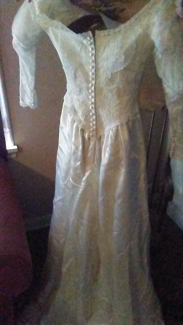 Vintage never used wedding dress (Clothing & Shoes) in Chicago, IL ...