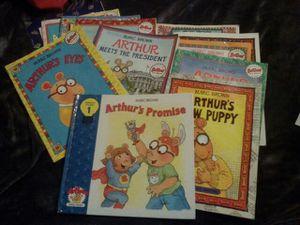 Arther Books