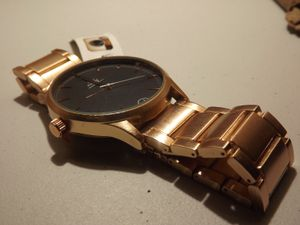 Brand New! Gold and Black Watch
