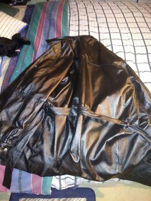Chaqueta de cuero Wil sons Leather dos beses de uso