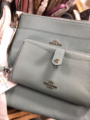 Coach crossbody with tags
