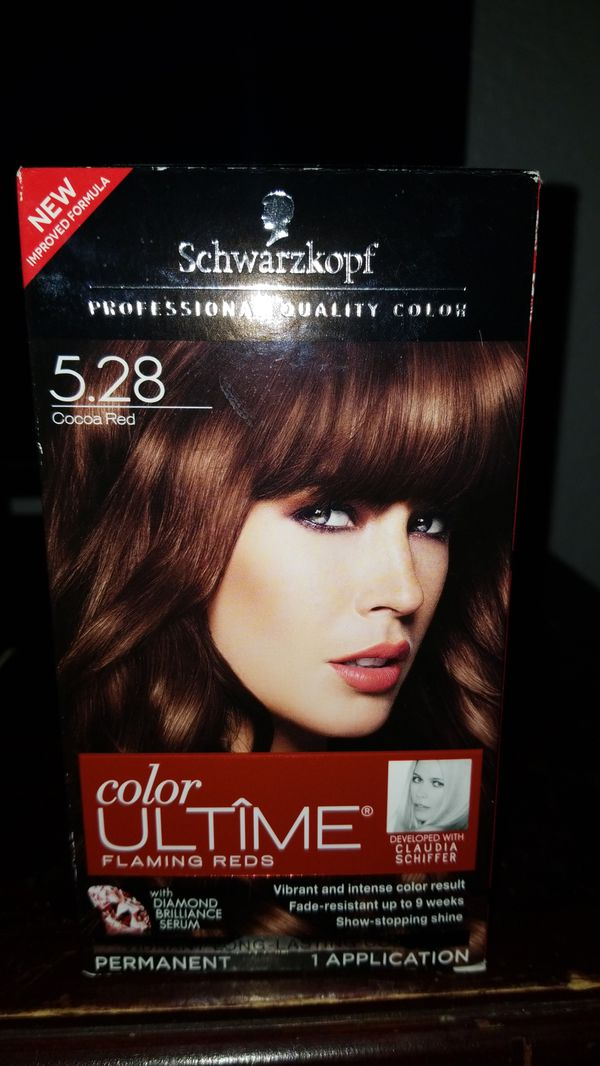 Schwarzkopf Professional Color Hair Dye Cocoa Red 5 General In