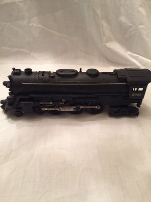 Lionel 2055 Locomotive and 6026W Whistle Tender