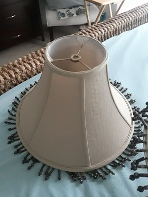 Best 10 new and used lamp shades for sale in nashville tn offerup taupe lamp shades mozeypictures Choice Image