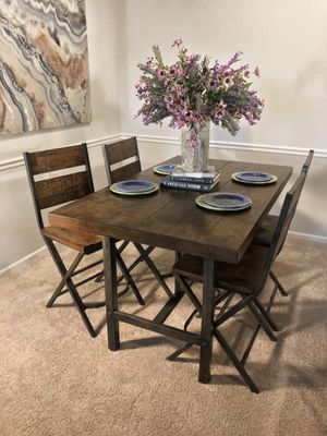 5pc Dining Room Set Ashley Furniture