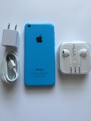 Unlocked iPhone 5c, excellent condition