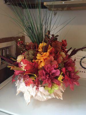 Thanksgiving handmade arrangement