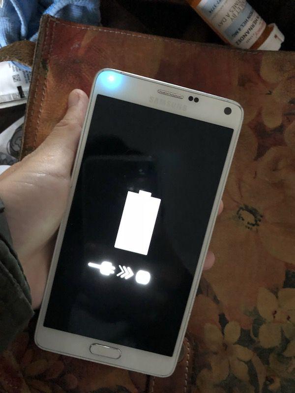 Galaxy Note 4 Verizon