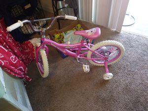 """Girl bike 18"""""""