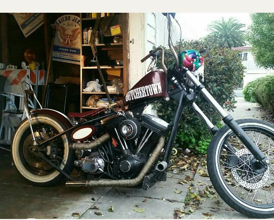 harley davidson rigid (motorcycles) in san francisco, ca - offerup