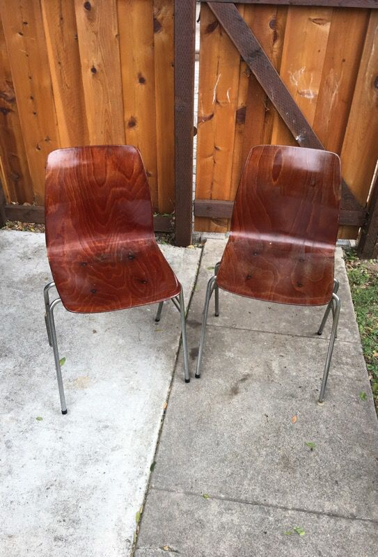 molded plywood stacking chairs r2467 stacking side chair stackable
