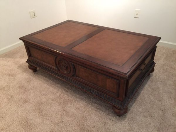 Morley Coffee Table by Ethan Allen Furniture in Tampa FL OfferUp