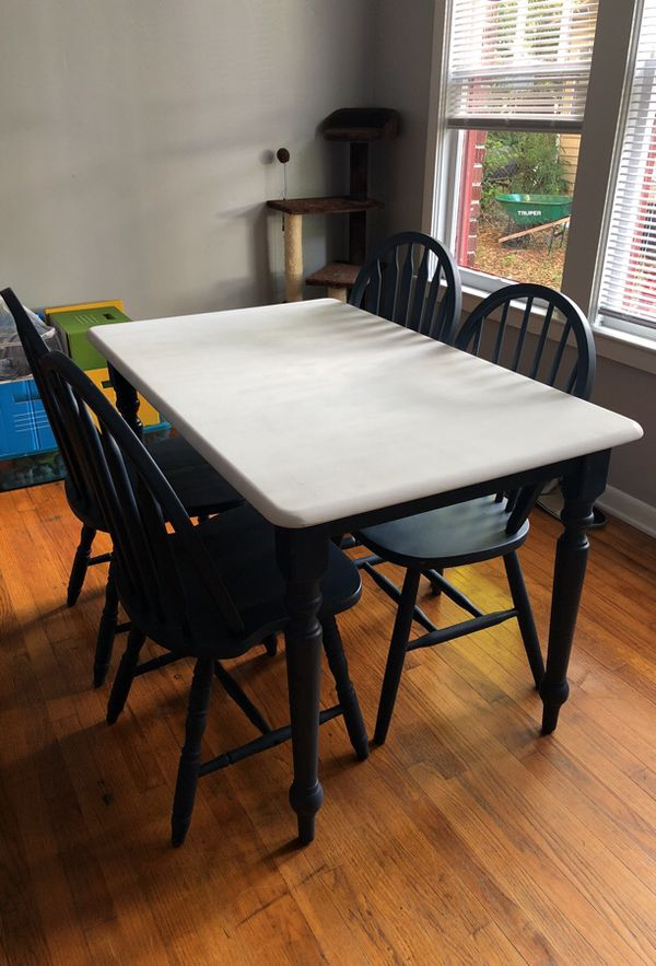 Dining Room Table With 4 Chairs Furniture In Jacksonville FL