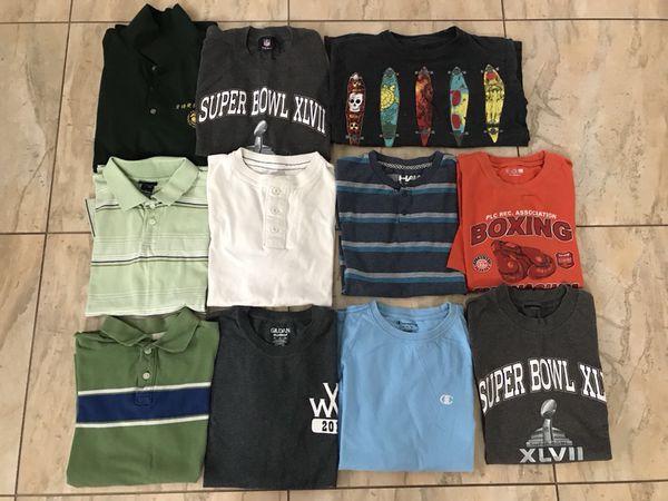 Boy size L , XL Short sleeves