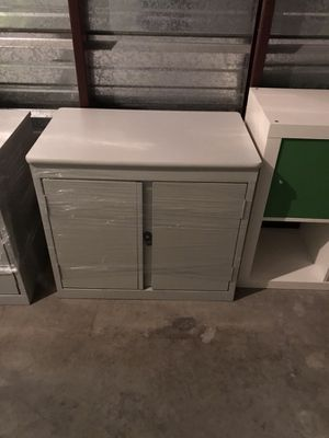 Two storage cabinets in great condition