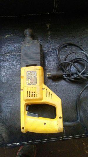 DEWALT 26mm sds Rotary Hammer steel Drilling 1/2 (13mm)