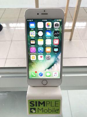 iPhone 6s 16Gb Silver T-Mobile/MetroPcs