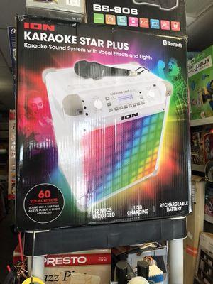 Kareoke Bluetooth speaker Recargables !!!!!