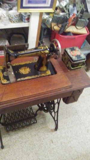 1915 singer sowing machine